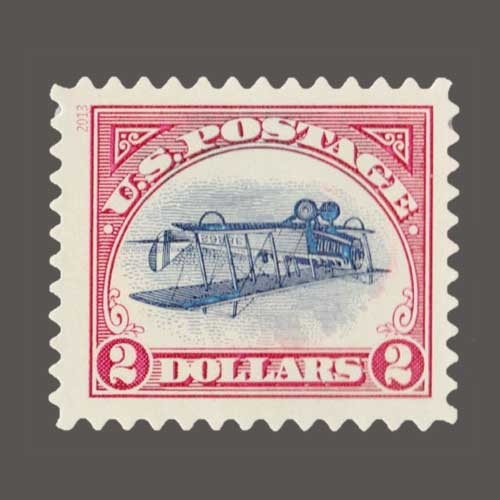 Curtiss-Jenny-stamp-Of-United-States