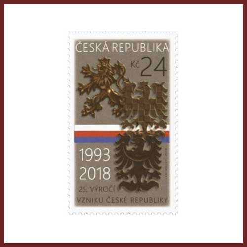 Czech-Post-Celebrates-Silver-Jubilee-of-the-Country
