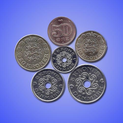 Danish-Coins-Finnish-Mint