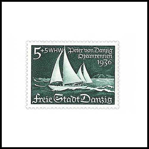 Danzig-Ship-Stamps