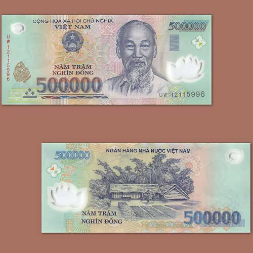 Dong-of-Vietnam