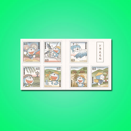Doraemon-Stamps?-Oh-Yes!