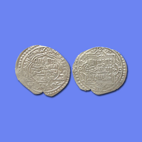 Double-Dirham-of-Abu-Sa'id-Bahadur-Khan-