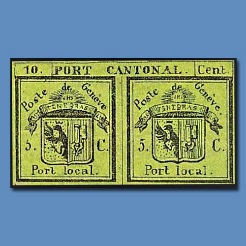 Double-Geneva-Stamp