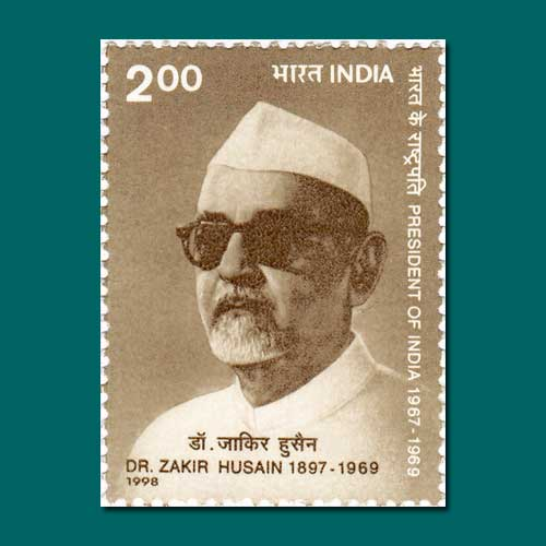 Dr.-Zakir-Husain-became-the-third-President-of-India
