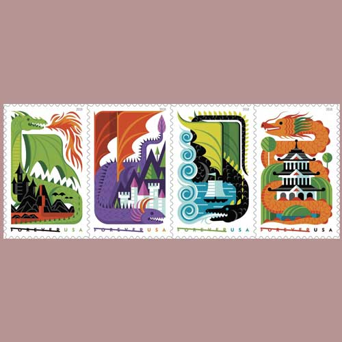 Dragon-stamps-issued-by-USPS
