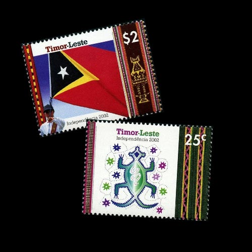 East-Timor's-Independence-Day-Stamps