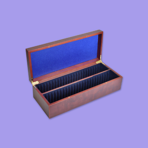 Elegant-Wooden-Box-for-Storing-Coins-Slab!