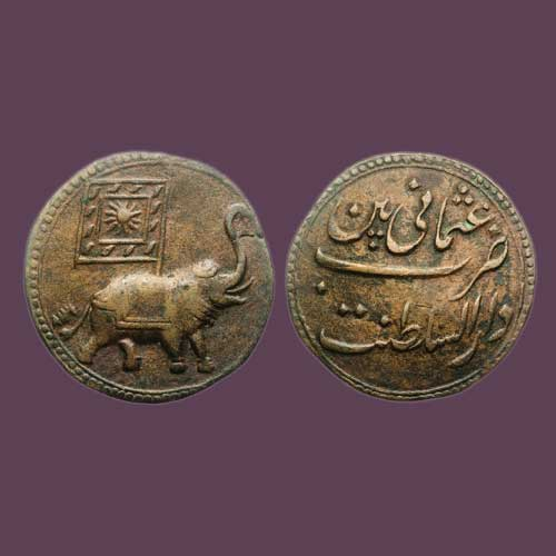 Elephant-on-Tipu-Sultan-Coins