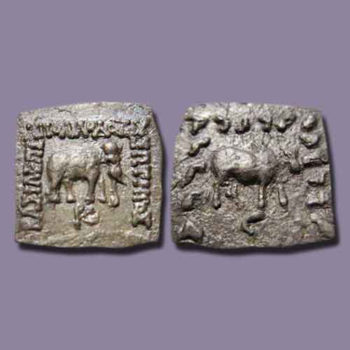 Elephants-on-Indian-coins-