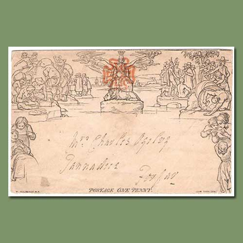 Envelope-of-Mulready