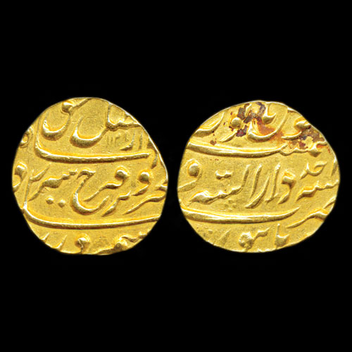 Farrukhsiyar-Gold-Mohur-Listed-For-INR-48,000