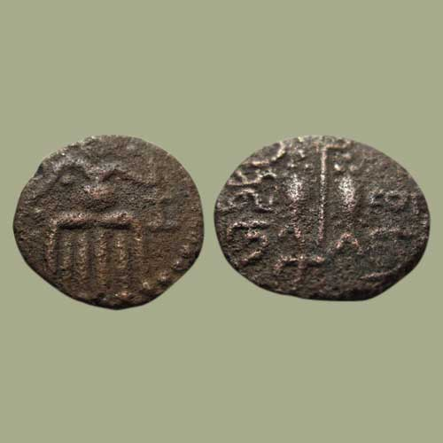 First-coin-of-Madurai-Nayaks