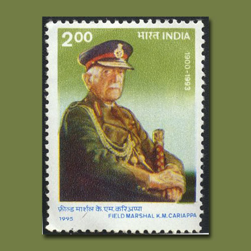 First-Commander-in-Chief-of-Indian-Army:-KM-Cariappa
