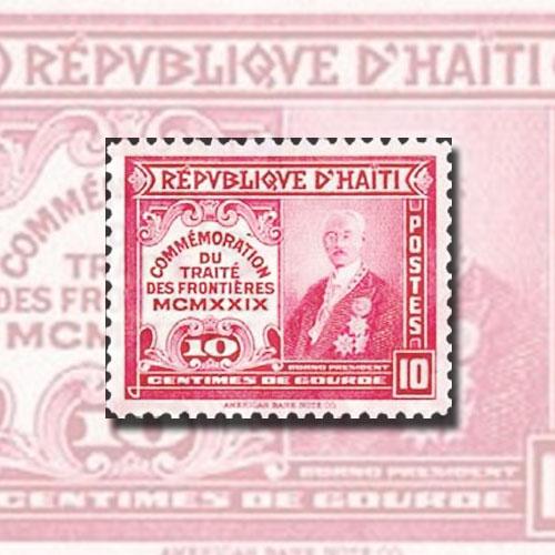First-Commemorative-Stamp-of-Haiti