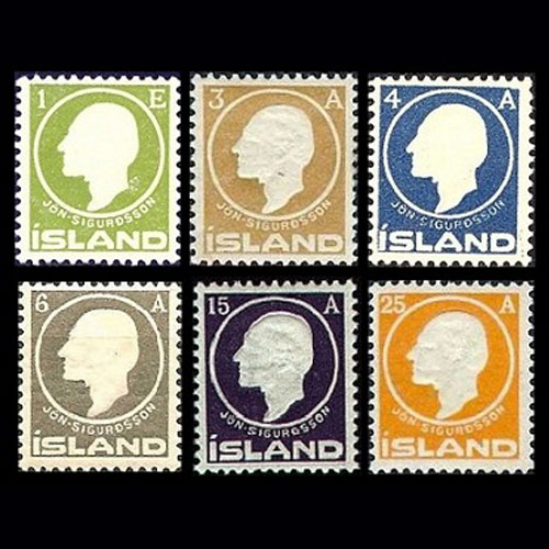 First-Commemorative-Stamps-of-Iceland