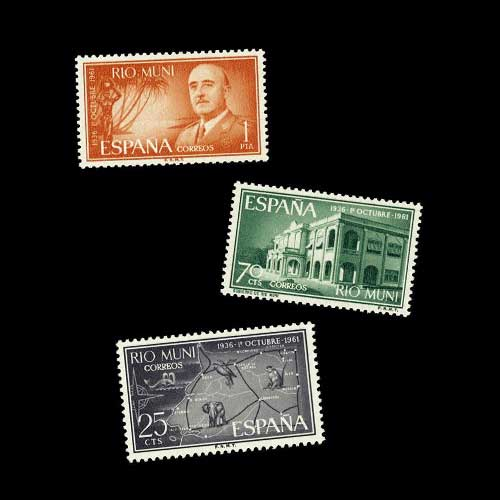First-Commemorative-Stamps-of-Rio-Muni