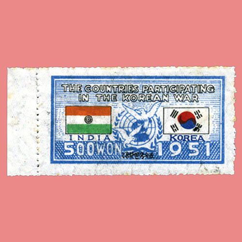First-Country-to-Feature-Indian-Tricolour-on-Stamp