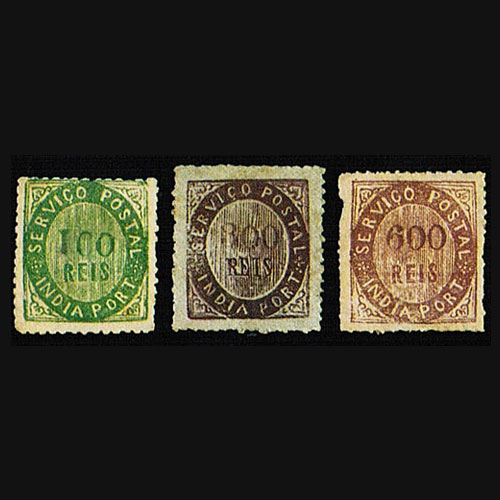 First-Postage-Stamps-of-Portuguese-India