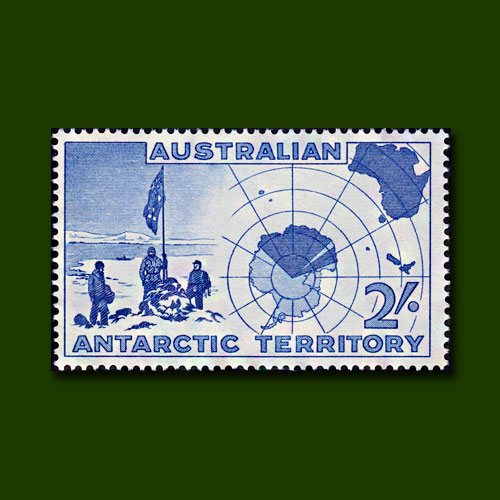First-Stamp-of-Australian-Antarctic-Territory