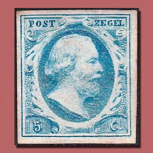 First-Stamp-of-Netherlands