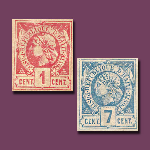 First-Stamps-of-Haiti