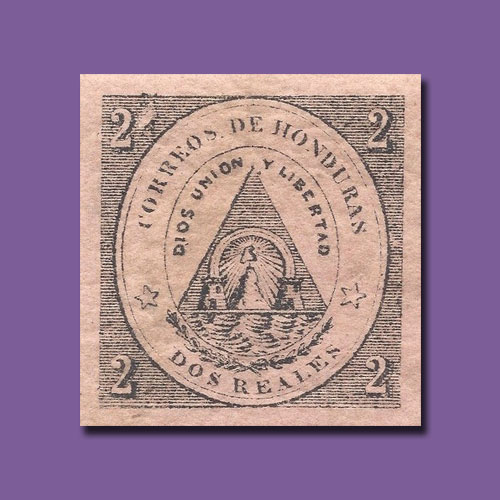 First-Stamps-of-Honduras