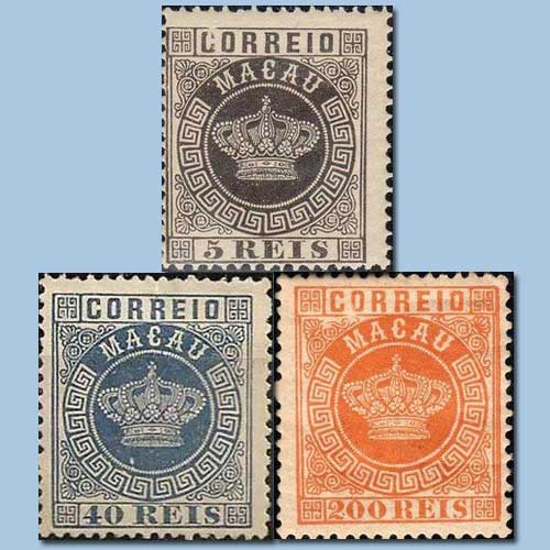 First-Stamps-of-Macau