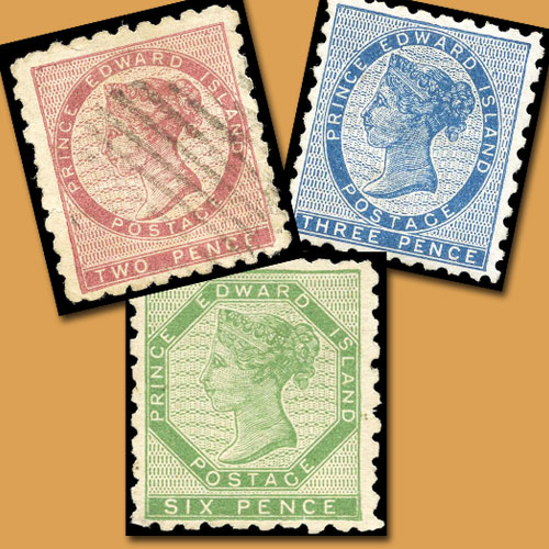 First-Stamps-of-Prince-Edward-Island