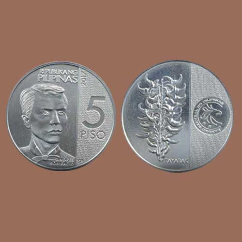 Five-peso-coin-issued-by-Bank-of-Philippines