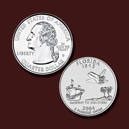 Florida-State-Quarter-Dollar