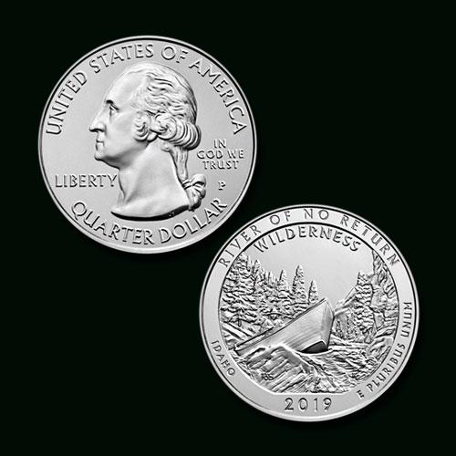 Frank-Church-River-of-No-Return-Wilderness-Quarter-Dollar