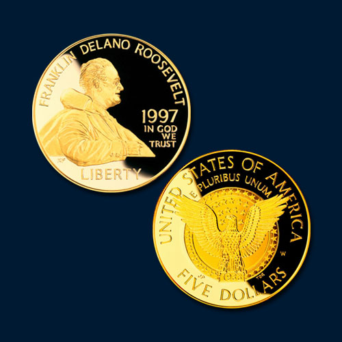 Franklin-Delano-Roosevelt-Commemorative-Coin