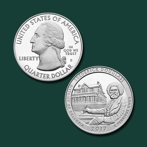 Frederick-Douglass-National-Historic-Site-Quarter-Dollar