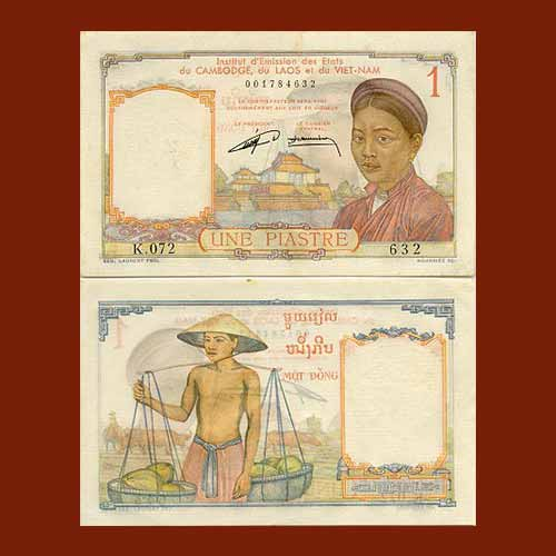 French-Indo-China-1-Piastre-banknote-of-1936