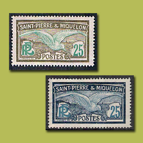 Fulmarine-Pretel-Stamps-of-St-Pierre-and-Miquelon