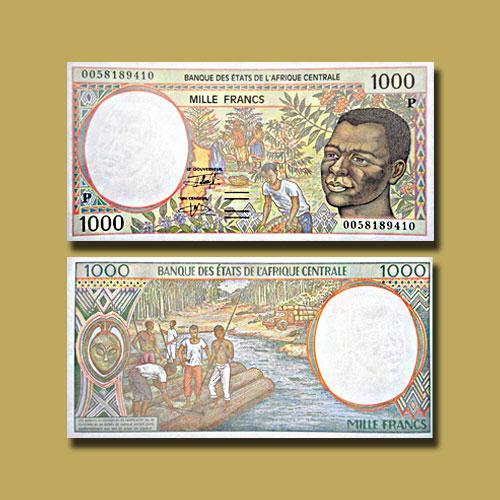 Gabon-1000-Francs-banknote-of-2000