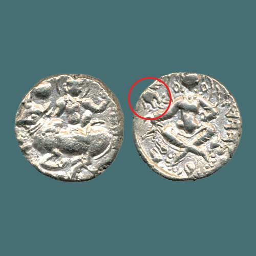Gaja-Lakshmi-On-Sasanka-Coins