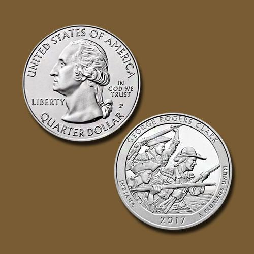 George-Rogers-Clark-National-Historical-Park-Quarter-Dollar