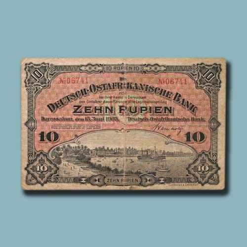 German-East-Africa-5-Rupien-banknote-of-1905