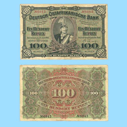 German-East-Africa-banknotes