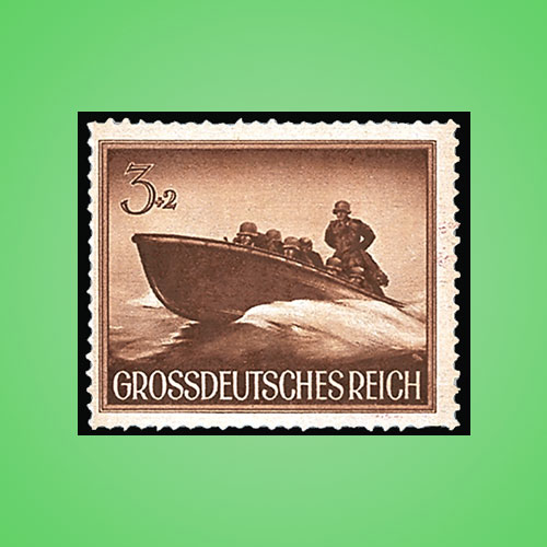 Germany's-1944-Semi-postal-Set