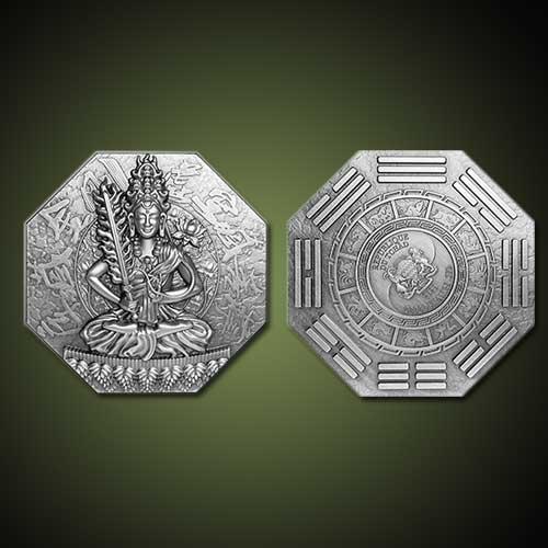 Goddess-Akashagarbha-on-Chad-Coin