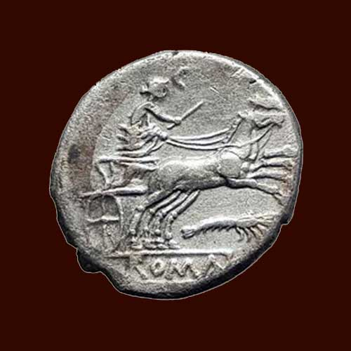 Goddess-on-Roman-coins