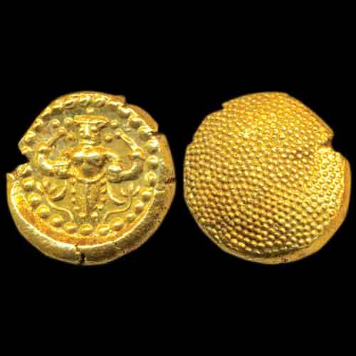 Gold-Anantha-Varahan-of-Rani-Gauri-Lakshmi-Bayi