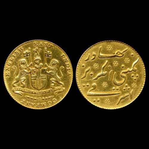 Gold-Asharfi-of-East-India-Company