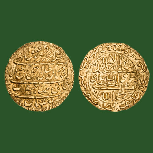 Gold-Ashrafi-of-Abbas-III