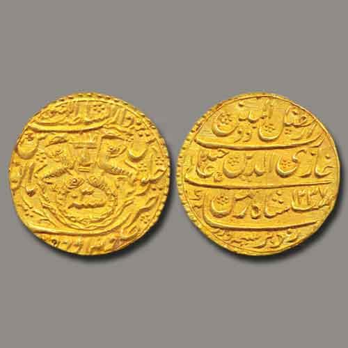 Gold-Ashrafi-of-Awadh