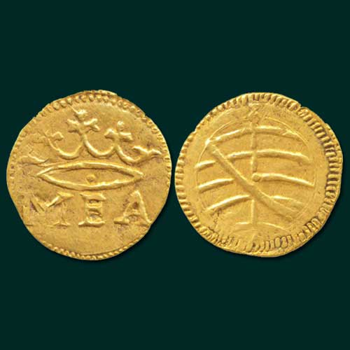 Gold-Coin-of-Indo-Portuguese-Listed-For-INR-2,85,000