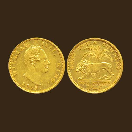 Gold-coin-of-King-William-IV